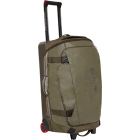 "The North Face Rolling Thunder 30"" Trolley 80L, new taupe green combo"